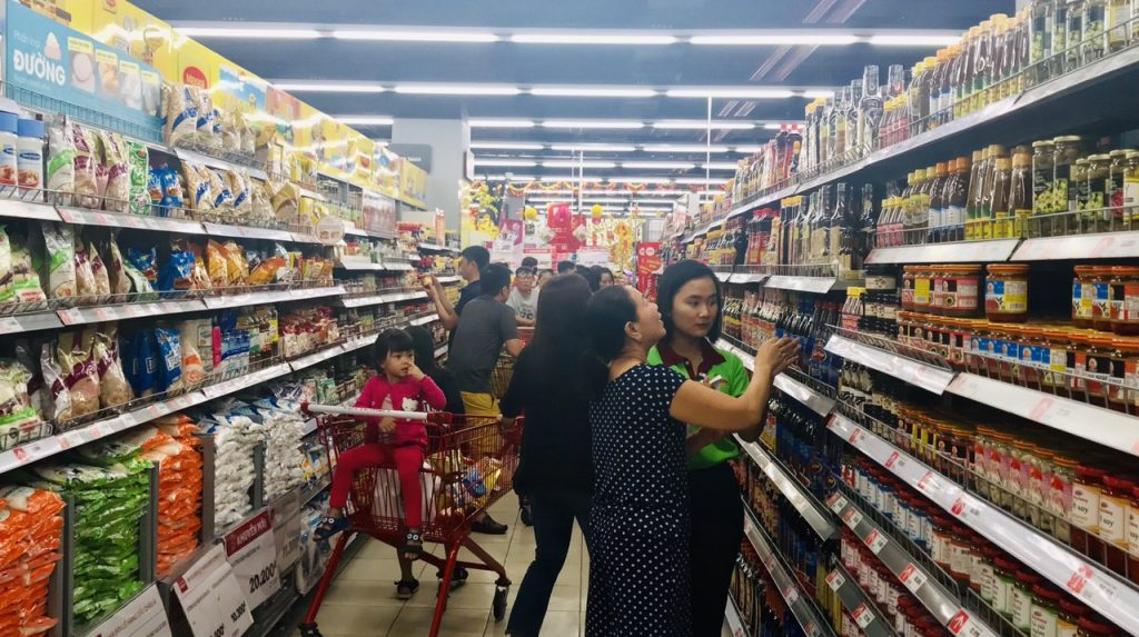 Hàng Việt sắp trưng bày tại các siêu thị lớn của Nam Phi - Ảnh 1.